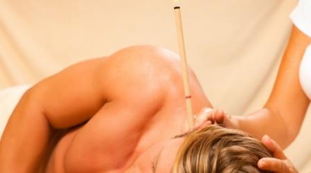 שיטה זו יעילה מאוד בטיפול בדלקות אוזניים.