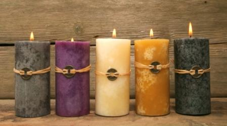 תכונות הצבעים לפי הפנג שואי מתייחסים לחמשת האלמנטים.