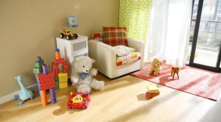 המלצות מתורת הפנג שואי לעיצוב חדרי הילדים