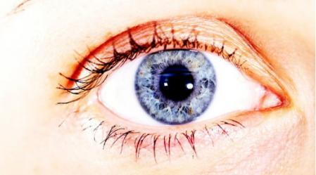 העיניים כראי הגוף והנפש - אירידיולוגיה
