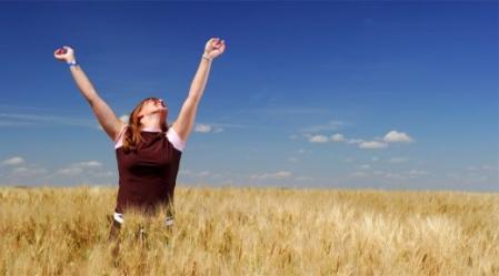 דברים נכנסים ויוצאים מחיינו כל הזמן ועלינו לקדם זאת בברכה.