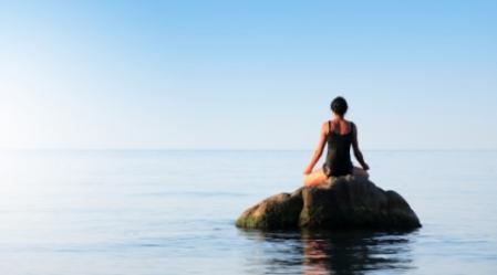 מדיטציה מעשית תביא את זה שנחוש מספיק לתרגל אותה וליישמה בפועל, לאיזון.